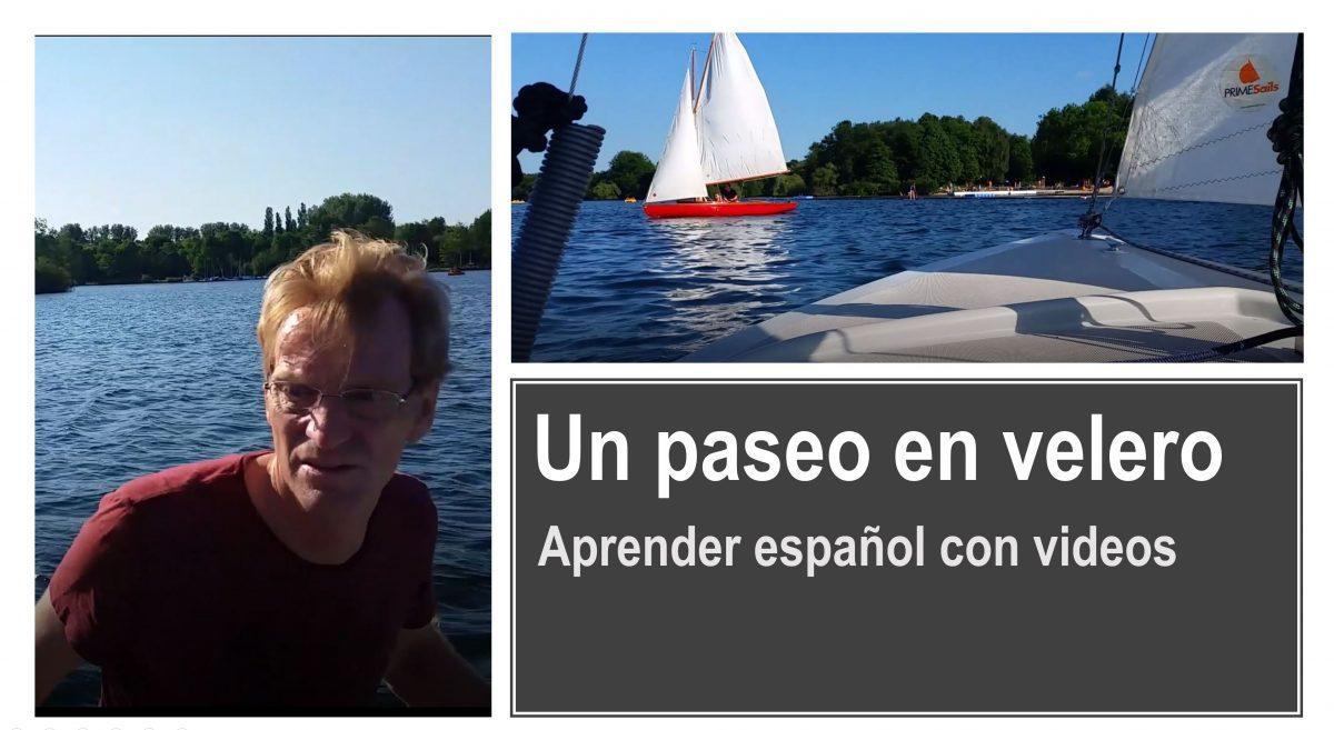 Una excursión en velero