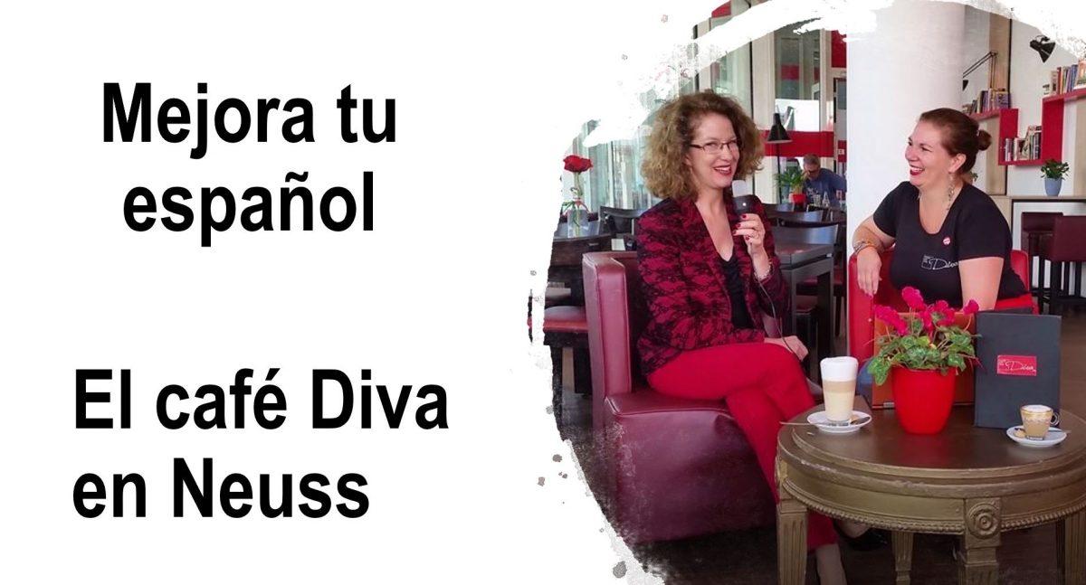 El café Diva de Valeria Moretto, en Neuss