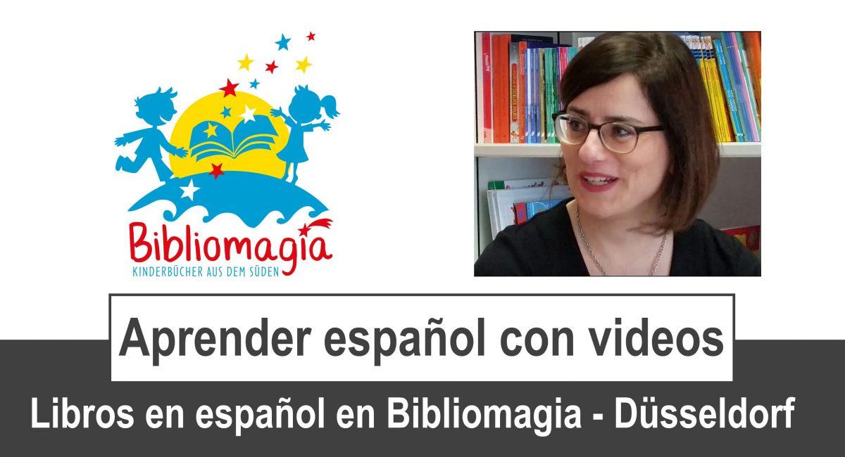Aprender español con videos: la librería Bibliomagia en Düsseldorf