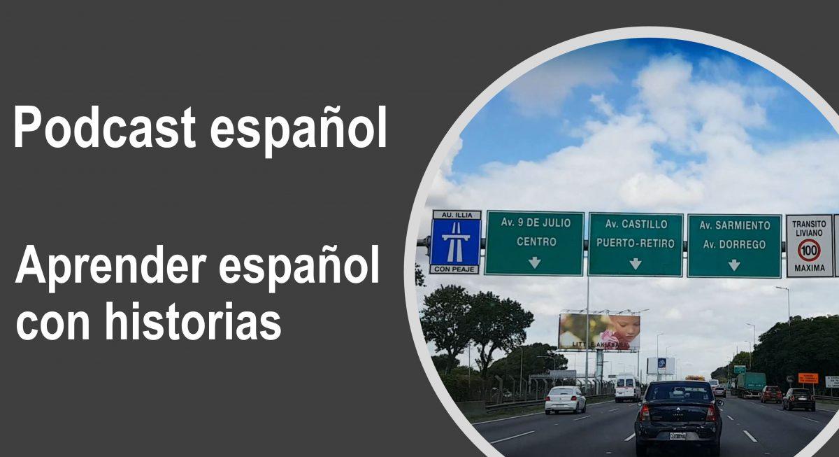 Podcast para aprender español con historias: Ángela Santos, episodio 5