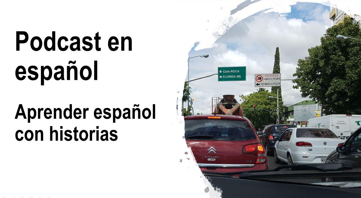 Podcast para aprender español: Ángela Santos, episodio 6