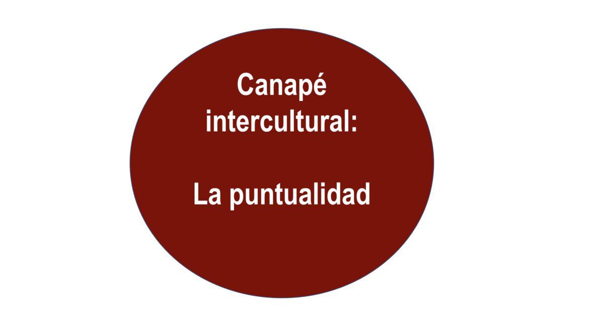 Canapé intercultural: Cómo hablar mejor español – la puntualidad