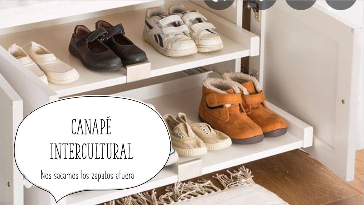 Cómo hablar mejor español: Canapé intercultural – Nos sacamos los zapatos afuera