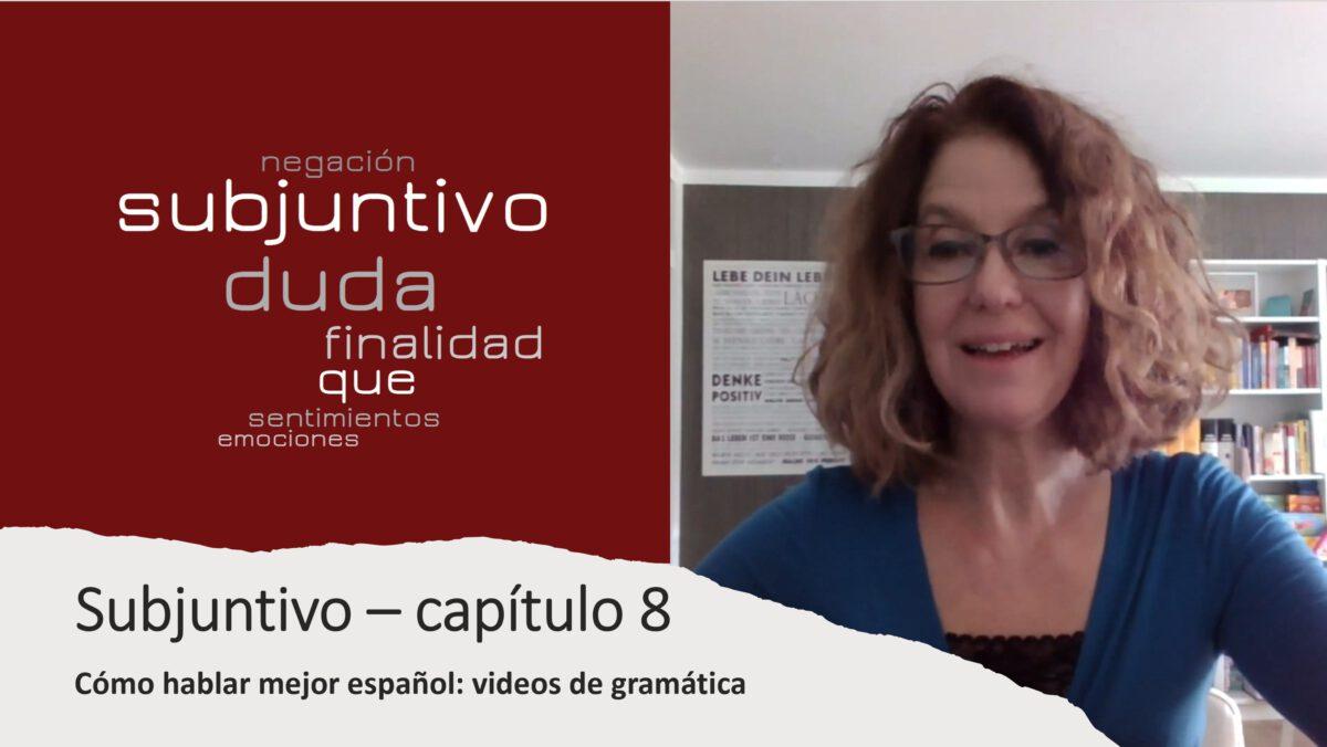 Cómo hablar mejor español: Presente de subjuntivo – oraciones relativas